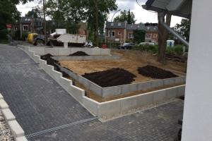 Projekt Berlin Kladow Hang Betonkanten