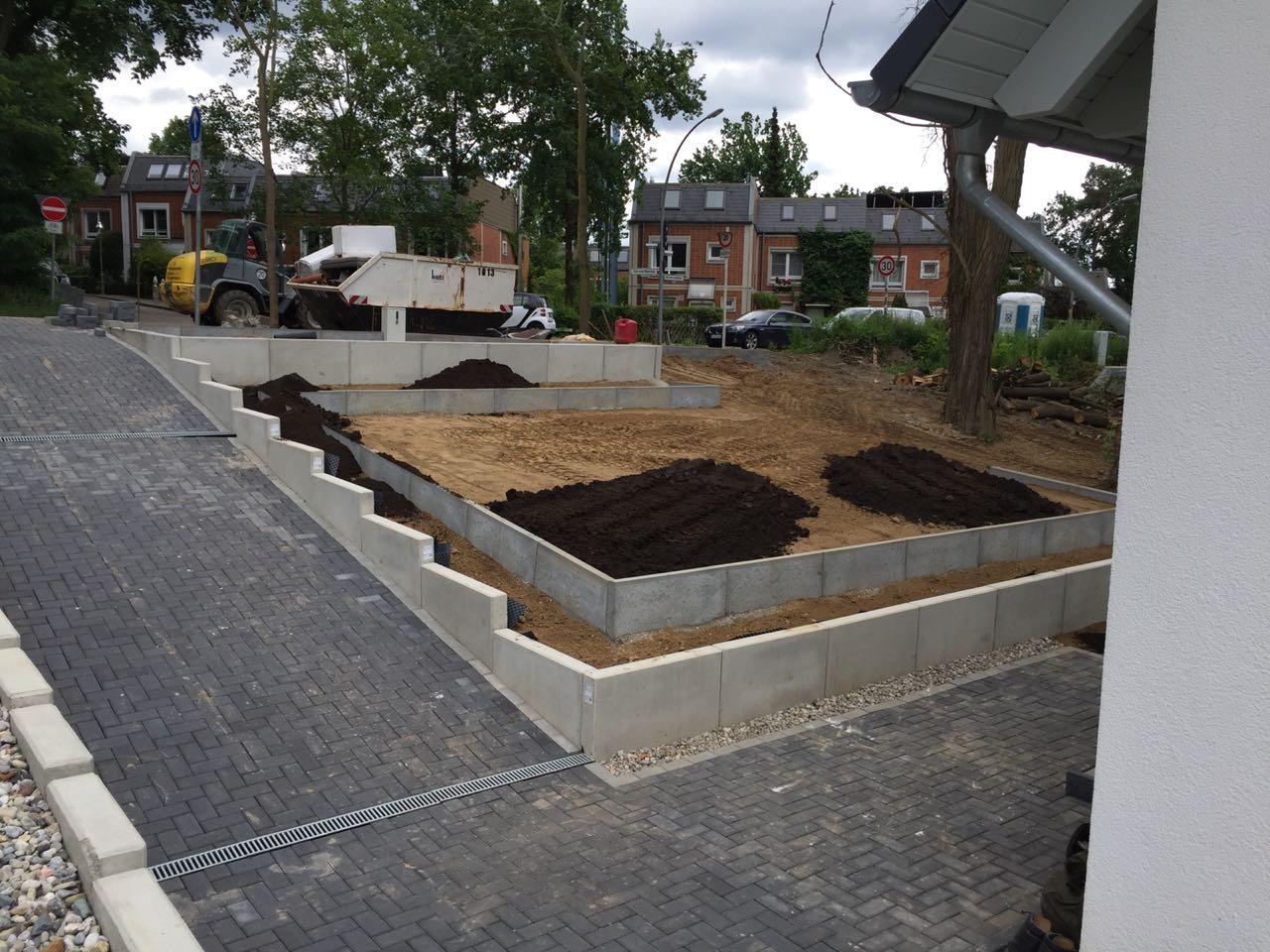 Gartenbau Landschaftsbau Projekte Galerie Fabian Zottmann Gartenbau