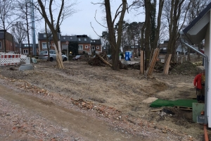 Projekt Berlin Kladow Hang vorher