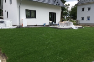 Projekt Berlin Kladow Rasen