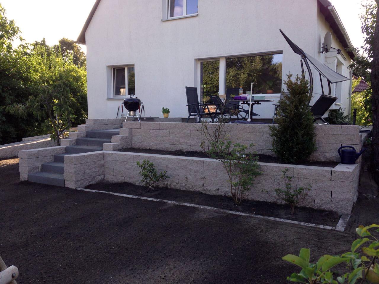 Gartenbau Landschaftsbau Projekte Galerie – Fabian Zottmann Gartenbau